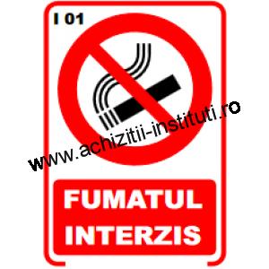 Fumatul interzis- indicatoare de interzicere-01