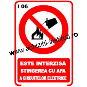 indicatoare de interzicere -06
