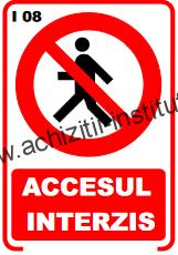 indicatoare de interzicere 08