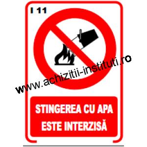 indicatoare de interzicere 11