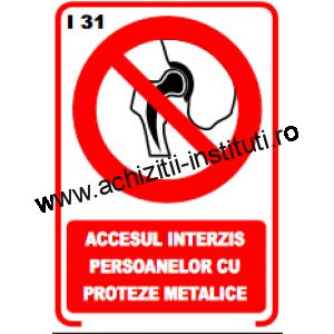 indicatoare de interzicere -31
