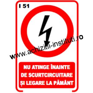 indicatoare de interzicere -51